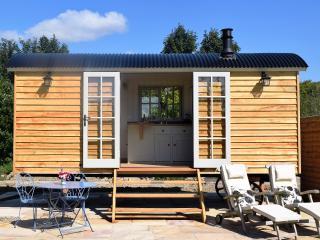 Mowbarton Shepherd's Hut, Wedmore