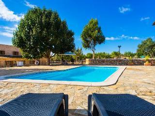 Rustica con piscina de 12 plazas, Sencelles
