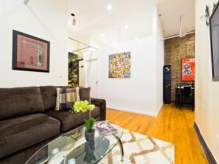Loft Style 2BR Apartment In Chic Chelsea Sleep 6, Nueva York