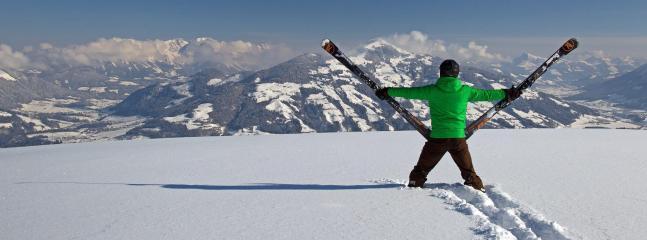 Wandern in den Kitzebueheler Alpen Tirol Wildschoenau urlaub