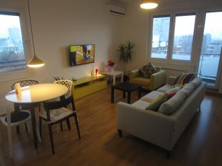 Yellow apartment, Belgrade