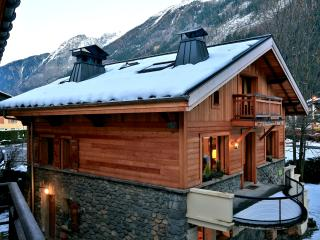 Chalet in centre of Chamonix