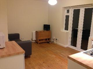 One bedroom garden flat 10 mins from town centre, Guildford