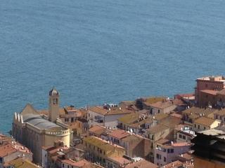 appartamento panoramico vista mare, Porto Santo Stefano