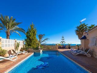 Villa Ambiente en Calp,Alicante para 10 huespedes