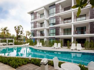 Andaman Residences One Bed The Title Beach Front Condo - 133, Ko He
