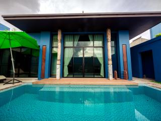 Andaman Residences Wings Villa, Bang Tao Beach