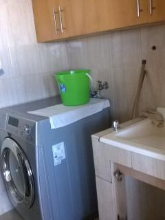 Washer in apartment