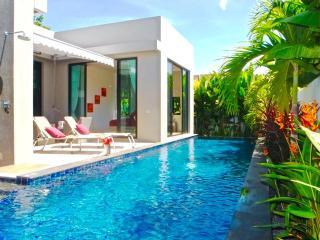 Modern & Zen Villa in Nai Harn.