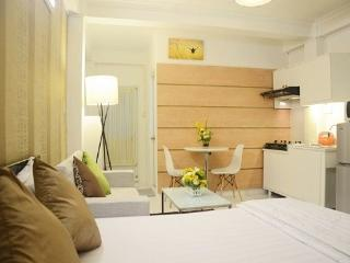 Studio apartment with kitchen in center HCMC, Ciudad Ho Chi Minh
