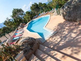 Villas modernes au calme 5km plage Santa Giulia, Sotta
