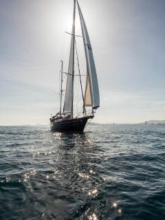 Heroica navegando