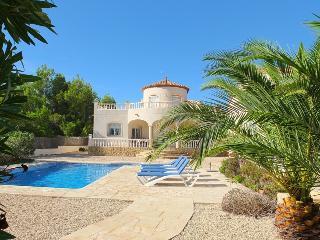 Villa Esmeralda, L'Ametlla de Mar