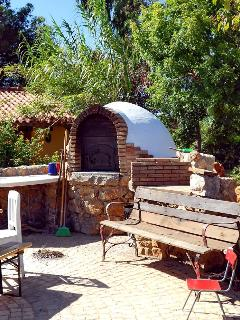 Bread-Pizza oven