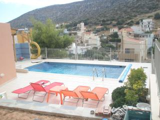 Porto Rafti Villa with Pool and BBQ