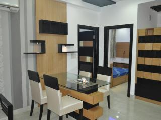 Luxurious Apartment next to Metro with home food, Nueva Delhi