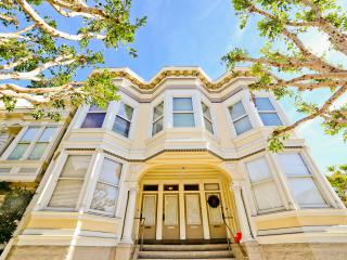 Victorian 2 Br Top Floor, San Francisco