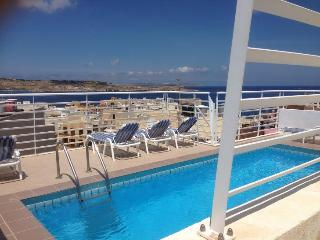 Central holiday apartments with Pool, Bugibba