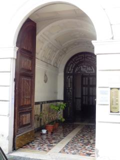 entrata del palazzo