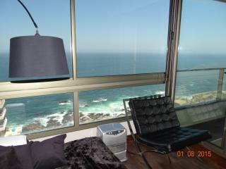 VIÑA DEL MAR CONCON, APARTMENT VIEW OCEAN, Renaca