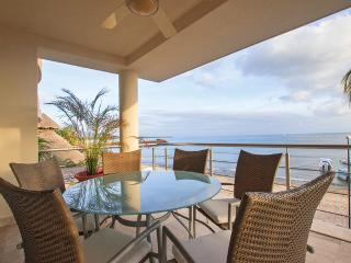 Enjoy beautiful sea views from this Two Bedroom Luxury Condo, Punta Mita, Flamingos
