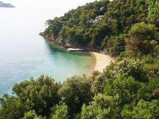 Paris House Skiathos (Kalamaki), Private Beach (4), Kanapitsa