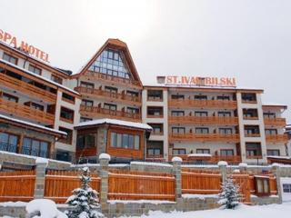 "Studio Apartment in 4* Hotel ""Sveti Ivan Rilski"", Bansko"