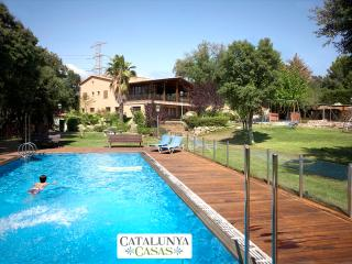 Marvelous estate in Matadepera, only 25km from Barcelona!