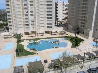 Apartamento Apolo. Calpe, Valencia.