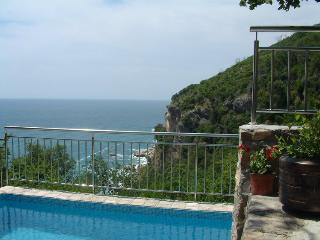 Villa with amazing sea view,pool,walk to sea, Rezevici