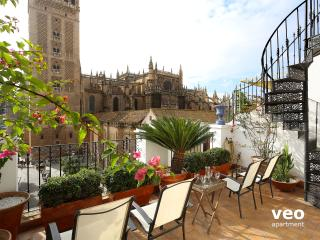 Catedral Terrace | Unique views over the Cathedral, Sevilla