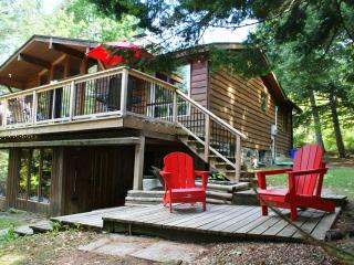 Muskoka Waterfront Cottage, & Boat House, McKellar