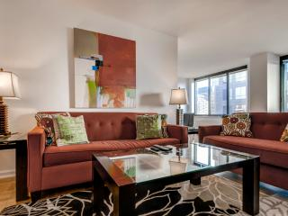 NYC Midtown West Luxury 2BR Apartment, New York City