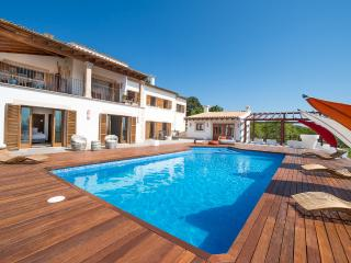 5 bedroom Villa in Moscari, Balearic Islands, Spain : ref 5585439