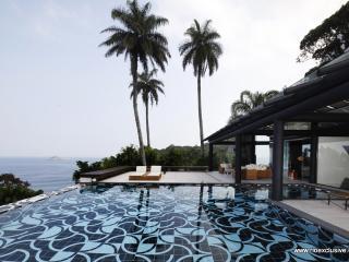 Rio003 Luxury Villa in São Conrado with pool and ocean view, Rio de Janeiro