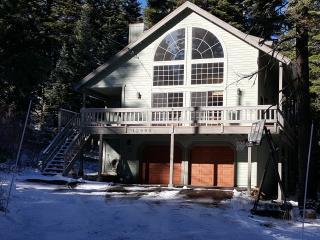 Truckee Tahoe Donner 4BR Cabin