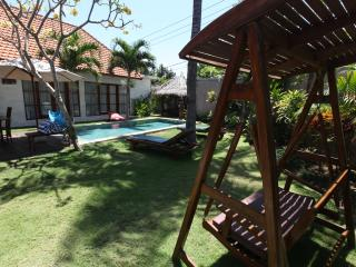 Peaceful 3 bedroom villa Central Sanur