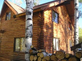 SkiUtahCabin Beautiful LOG cabin w/ GAMES & HOTTUB
