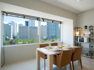 Great City View!/Tower in Shinjuku/New/Convenient