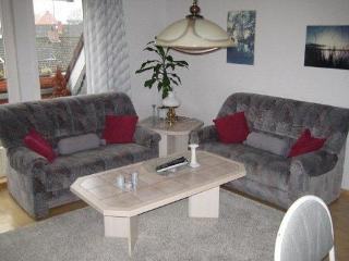 LLAG Luxury Vacation Apartment in Verden an der Aller - 700 sqft, loggia and balcony, comfortable, complete…, Verden (Aller)