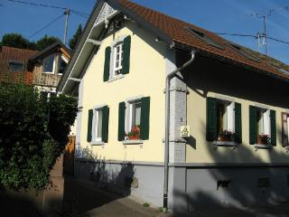 Vacation Apartment in Vogtsburg - 592 sqft, spacious, completely outfitted, Vogtsburg im Kaiserstuhl