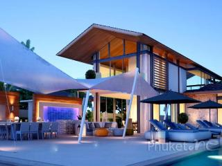 Ultimate 6-Bed Beachfront Villa, Khok Kloi