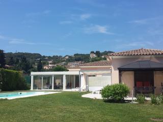 Villa Mitoyenne Piscine privée & calme pres Cannes