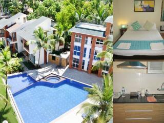 13) 1 Bed Modern furnished apartment, Arpora