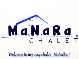 Cosy Beachfront Chalet (MaNaRa)