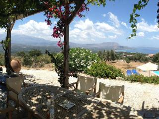Idyllic Retreat with Stunning Views, Plaka