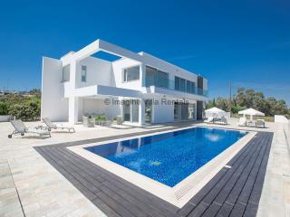 Villa Marilia with Panoramic Sea Views