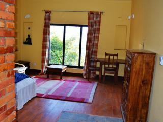 Big one bedroom apartment at Hotel Swiss Family, Kathmandu