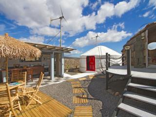 Eco Beach Yurt, Arrieta