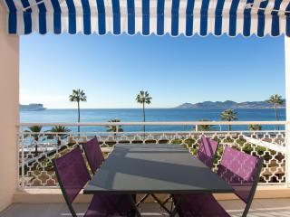 Modern 1 bedroom with sea view 204, Cannes